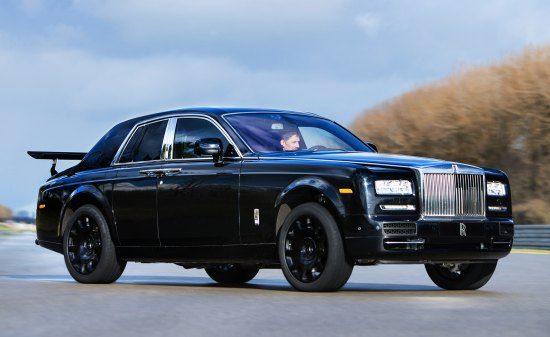 Rolls-Royce Project Cullinan