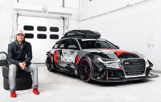 Dit is de krankzinnige Audi RS6 van Jon Olsson