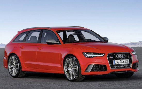 Audi RS6 en RS7 Performance: beesten met 605 pk