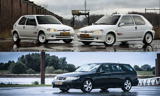 Peugeot 106 GTi vs sleeperstation