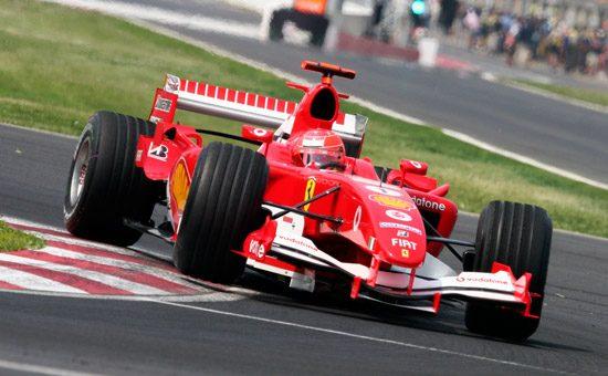 Schumacher blijft knokken voor zijn herstel