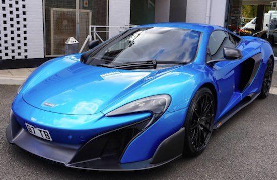 MSO McLaren 675 LT