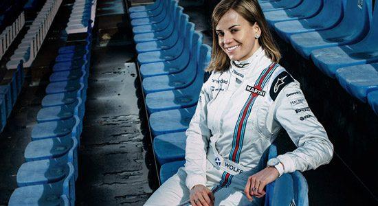 Susie Wolff ziet niets in een Formule 1-serie voor vrouwen