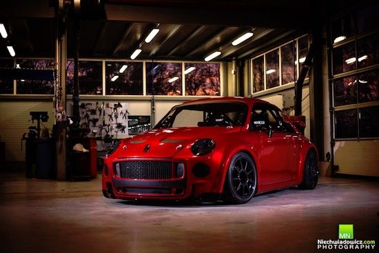 Rode rally racert
