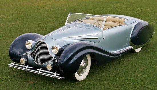 Talbot-Lago T26 Record Cabriolet