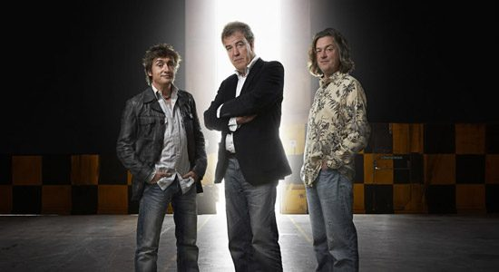 James May en Richard Hammond verkopen samen 12 motoren