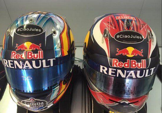 Hoe de Formule 1 dit weekend Jules Bianchi eert