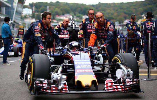 Nieuwe motoren voor Red Bull & Toro Rosso