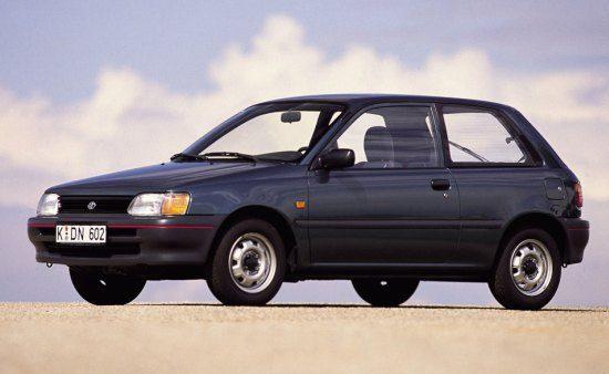 Waarom ik de Toyota Starlet briljant vind