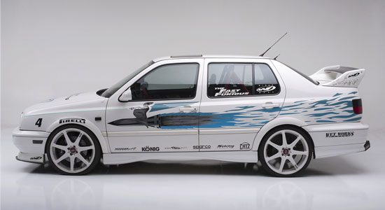 Volkswagen Jetta uit The Fast and the Furious te koop