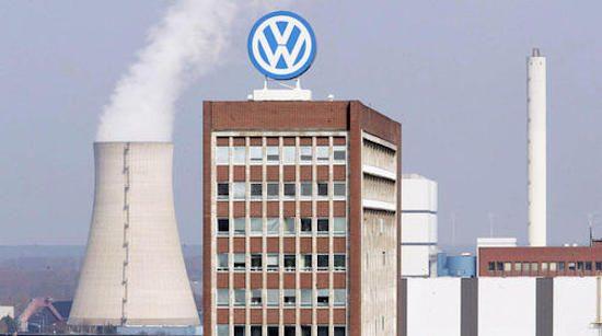 Volkswagen HQ in Wolfsburg