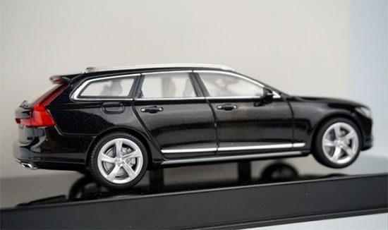 Volvo V90 schaalmodel gelekt