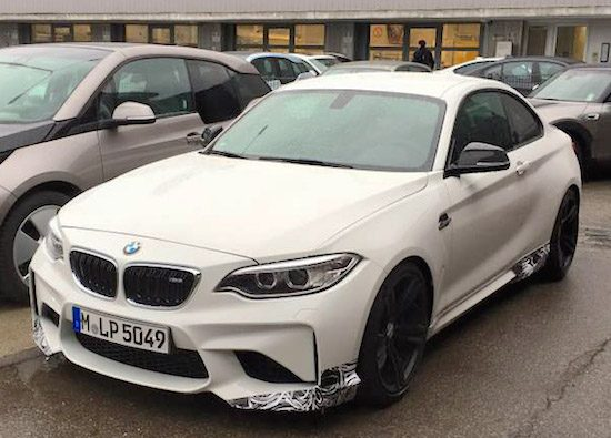 Dit is de BMW M2 met M Performance