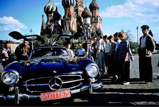 300SL-Moskou