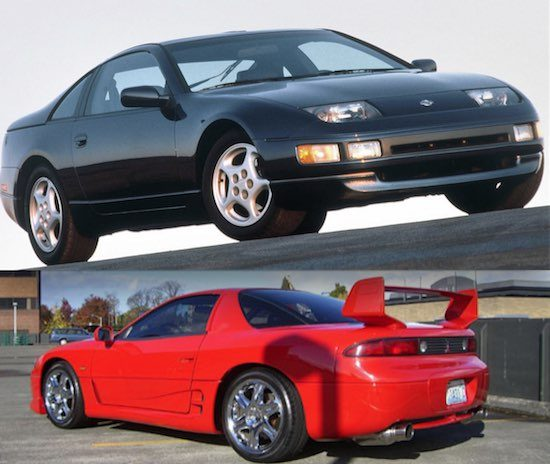 300ZX of 3000GT VR-4?