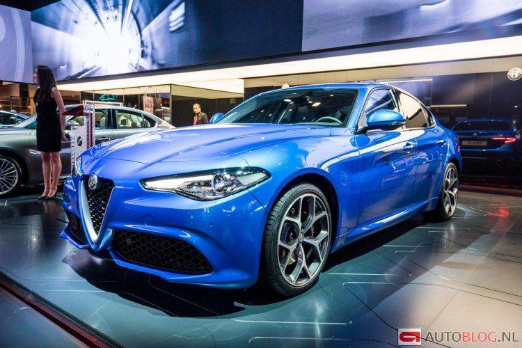 Livepics! De Alfa Romeo Giulia Veloce