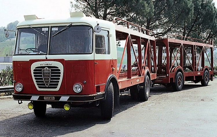 Alfa Romeo Mille