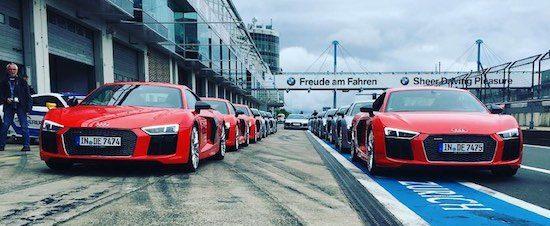 Audi-R8en