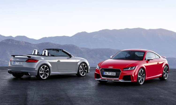 Dit kost de nieuwe Audi TT-RS [400 pk]