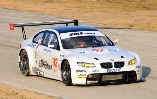 BMW M3 [E92] GT2: vergeten racer