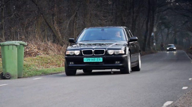 DIKKE BMW