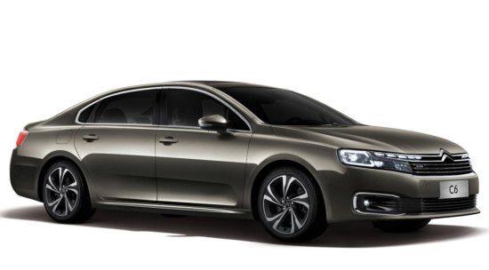 Citroën C6: nieuw, maar wij krijgen 'm niet.