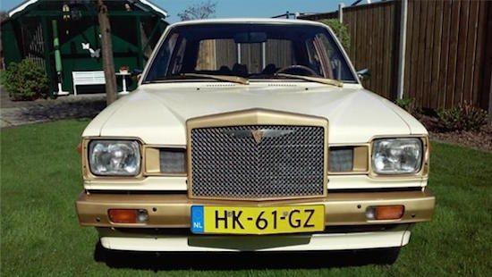 Bentley-Starlet