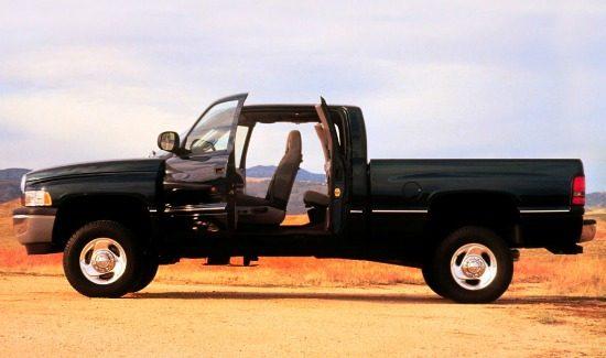 Dodge Ram 1500 V10