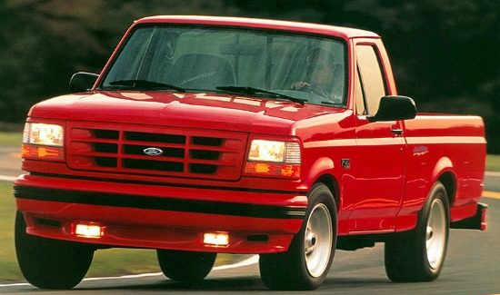 Ford F-150 SVT Lightning '93