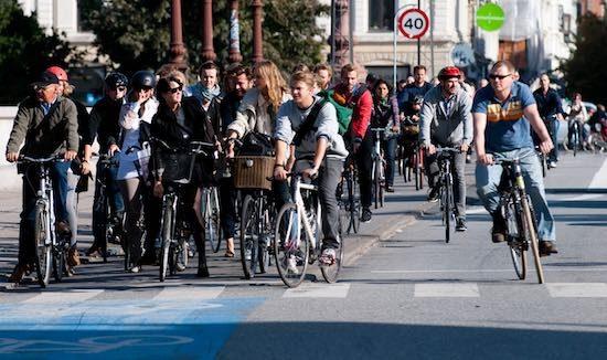 fietsers-chaos