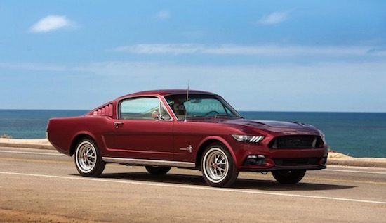 Ford Mustang mk-I