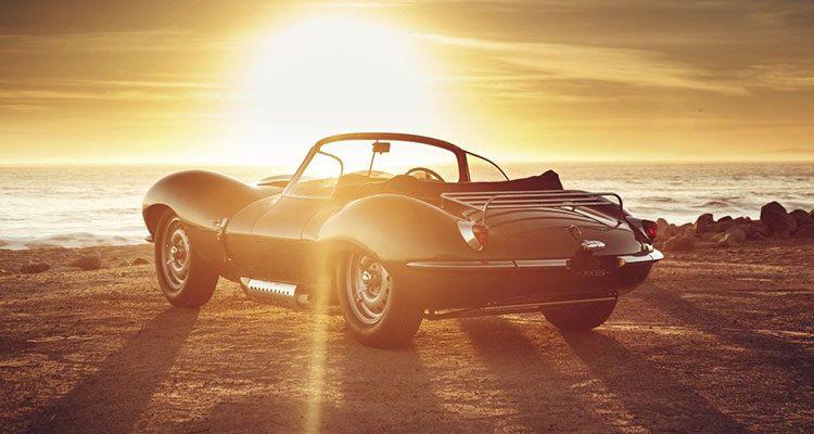 Jaguar XKSS New Classic