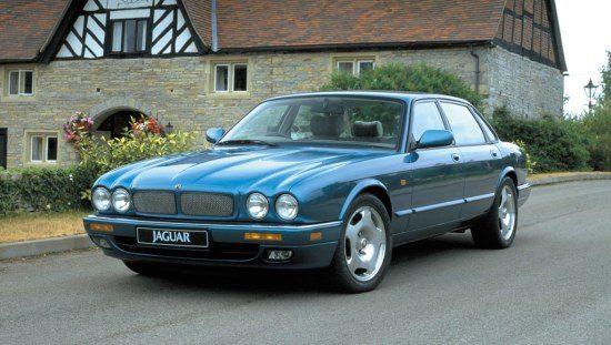 Jaguar X306