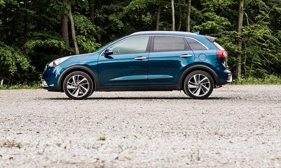 Kia Niro rijtest en video