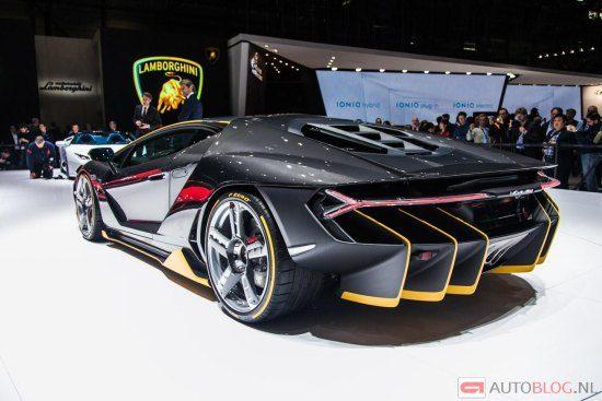 De Lamborghini Centenario, had jij er één gewild?