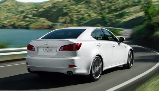 Lexus IS250 F-Sport