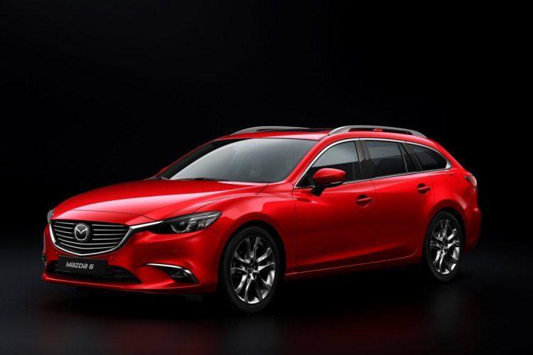Opgefrist: de fraaie Mazda6