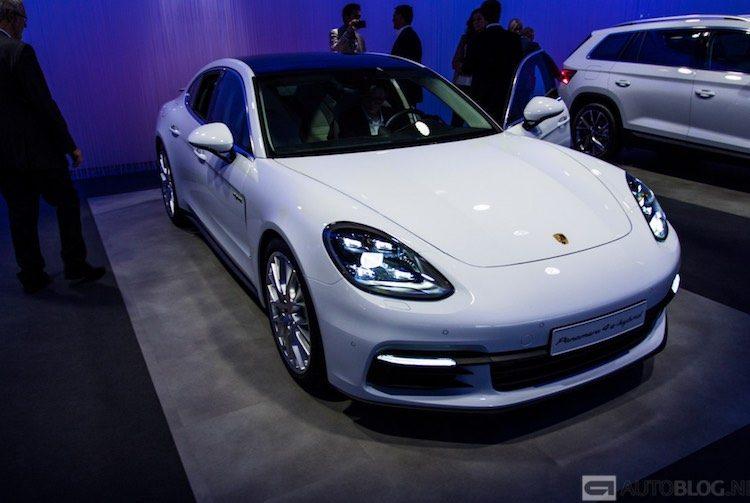 Vijf Feiten Over De Porsche Panamera 4 E Hybrid Autoblog Nl
