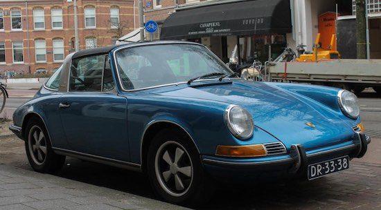 Porsche-911T