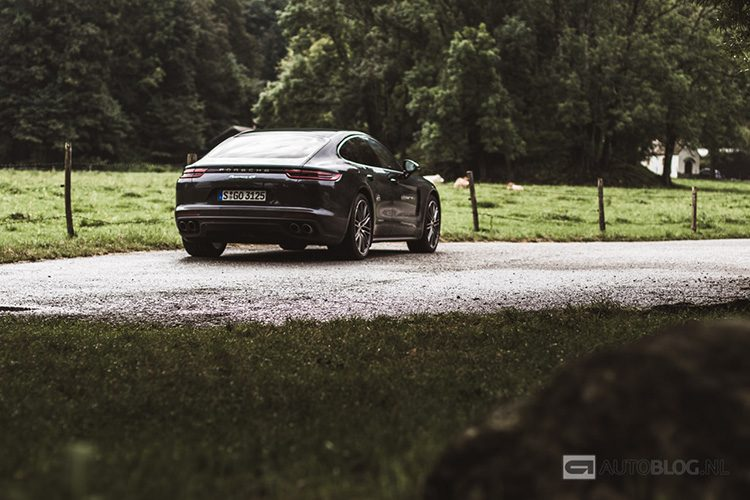 Porsche Panamera 2016: rijtest en video