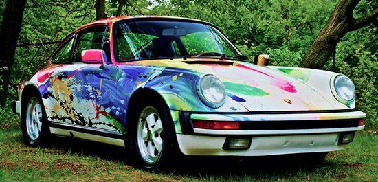 Porsche Masterpiece