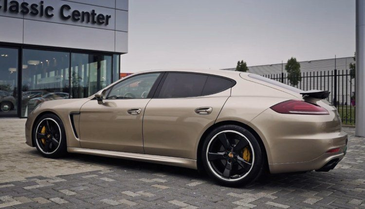 porsche panamera 2009 2016 occasion video. Black Bedroom Furniture Sets. Home Design Ideas