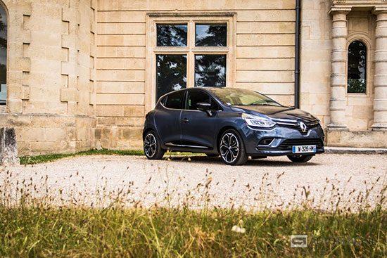 Renault Clio rijtest en video