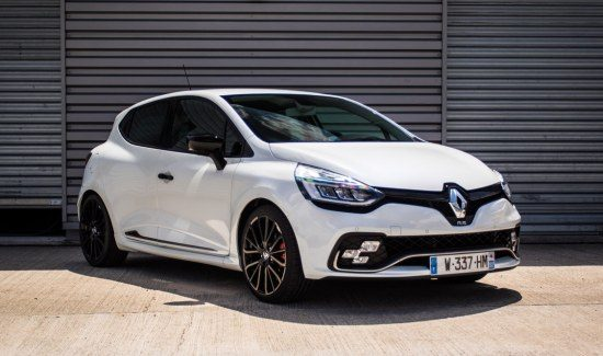 renault clio en clio r s 2016 rijtest en video. Black Bedroom Furniture Sets. Home Design Ideas