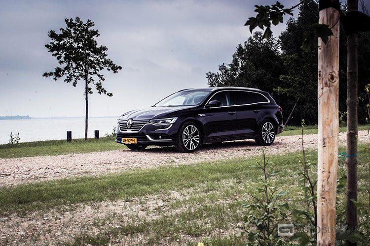 Renault Talisman Estate: rijtest en video
