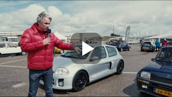 Wouter Karssen en Clio V6