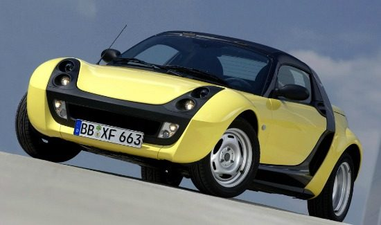 Smart Roadster Light