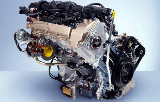 Smart Roadster motor