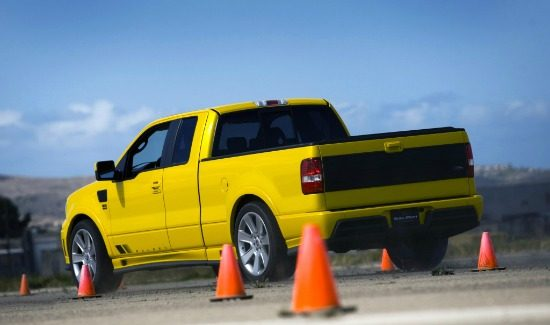 Saleen S331 Supercharged Sport Truck