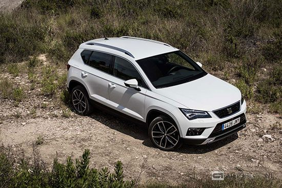 seat ateca driving test and video allnews. Black Bedroom Furniture Sets. Home Design Ideas
